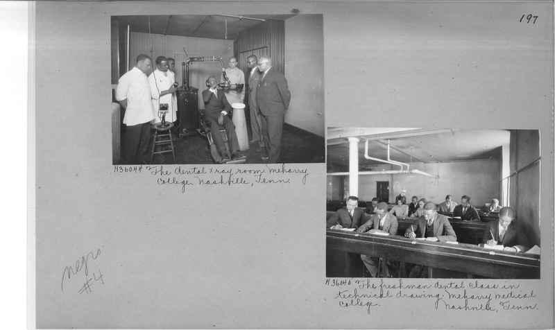 Mission Photograph Album - Negro #4 page 0197