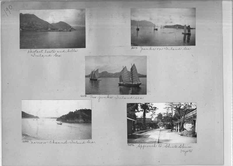 Mission Photograph Album -  Japan #01 Page 0190