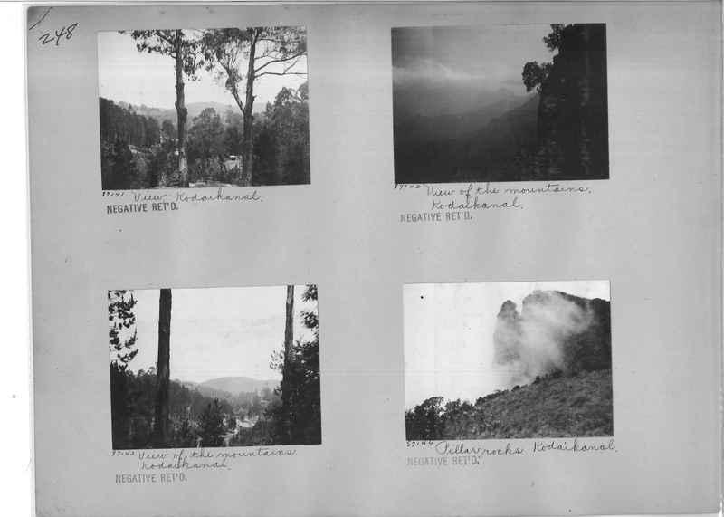 Mission Photograph Album - India #09 Page 0248