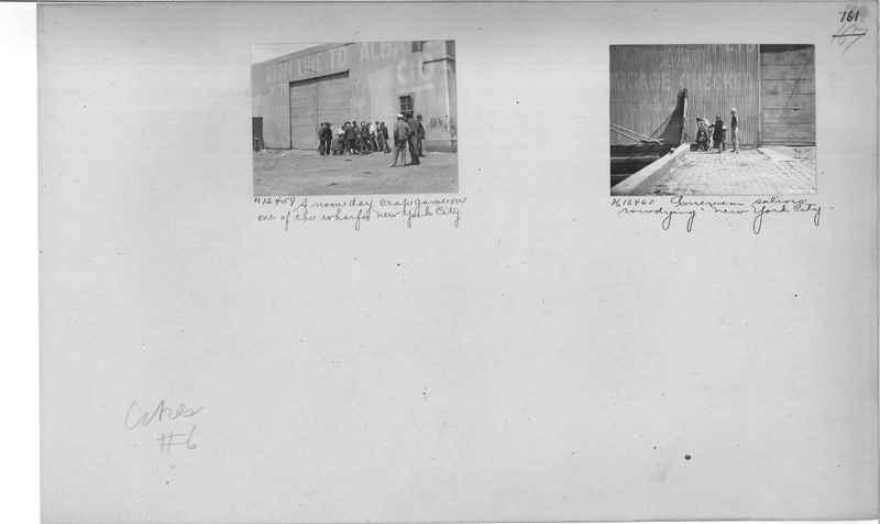 Mission Photograph Album - Cities #6 page 0161