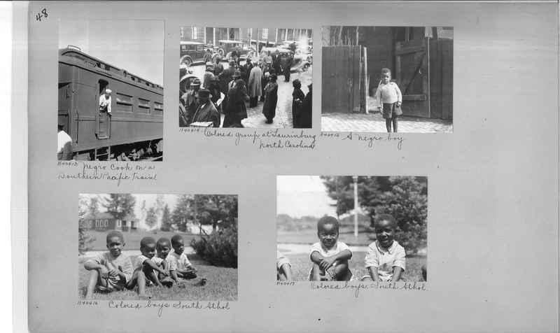 Mission Photograph Album - Negro #6 page 0048