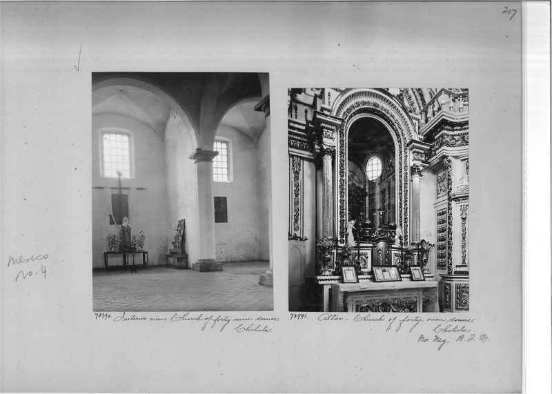 Mission Photograph Album - Mexico #04 page 0207