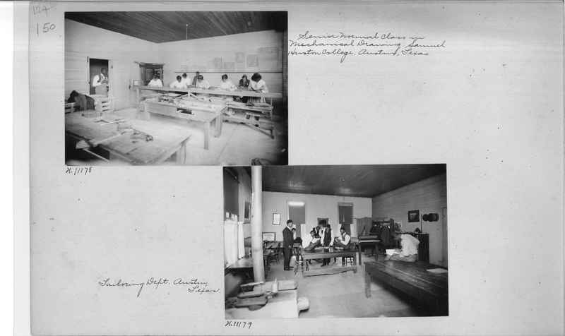 Mission Photograph Album - Negro #1 page 0150