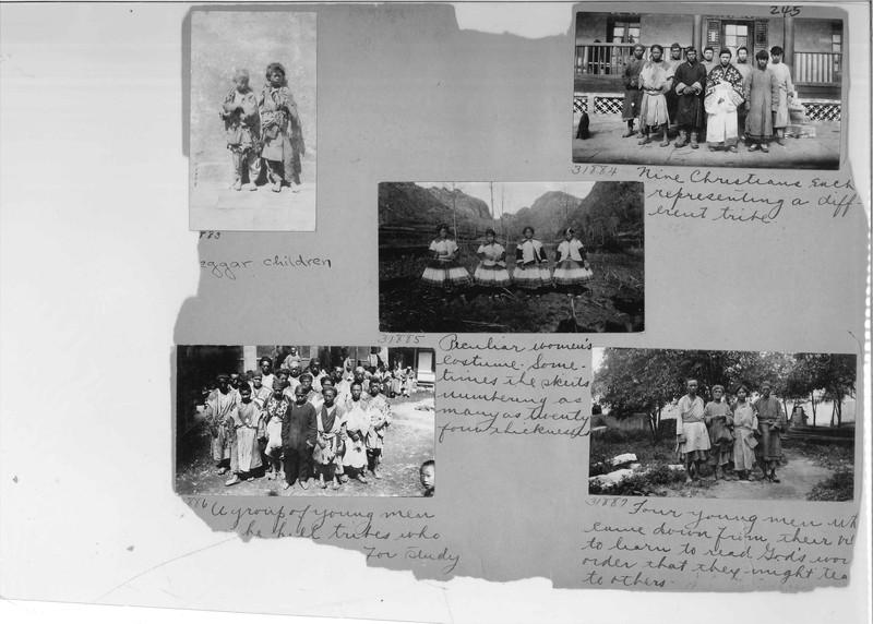 Mission Photograph Album - China #7 page 0245