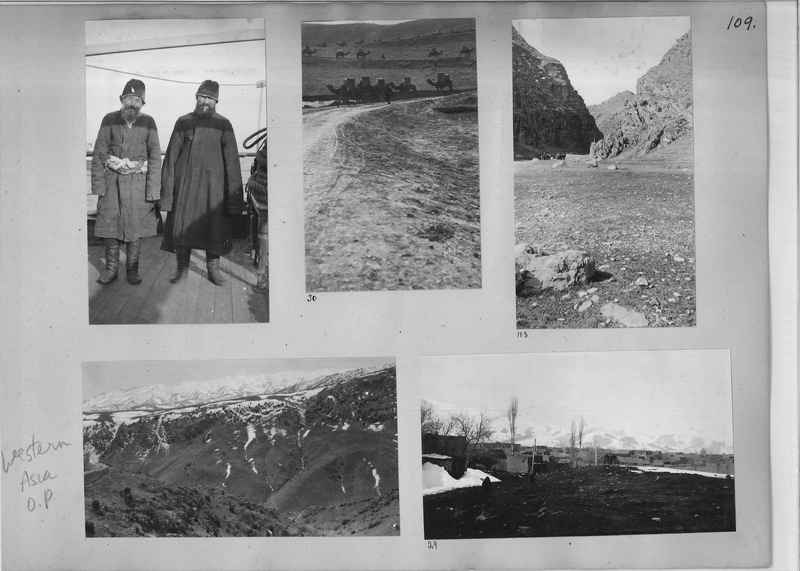 Mission Photograph Album - Western Asia - O.P. - #01 page_0109