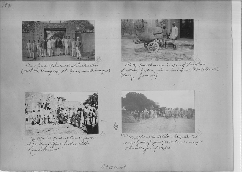 Mission Photograph Album - India - O.P. #02 Page 0192