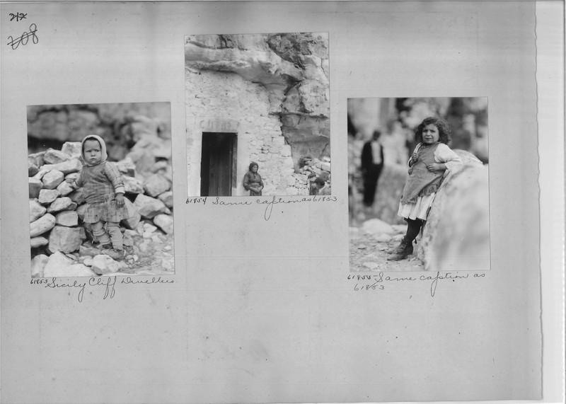 Mission Photograph Album - Europe #04 Page 0212