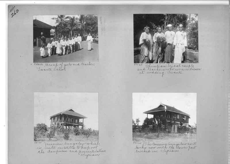 Mission Photograph Album - Burma #1 page 0260