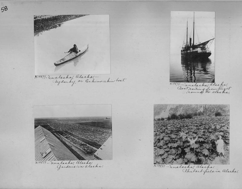 Mission Photograph Album - Alaska #1 page 0058
