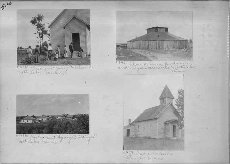 Mission Photograph Album - Indians #2 page_0166