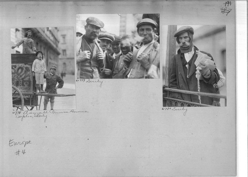 Mission Photograph Album - Europe #04 Page 0191
