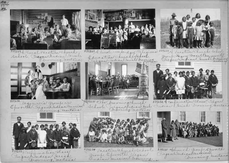 Mission Photograph Album - Indians #2 page_0192