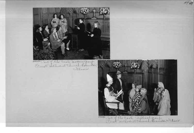 Mission Photograph Album - Religious Education #2 page 0049