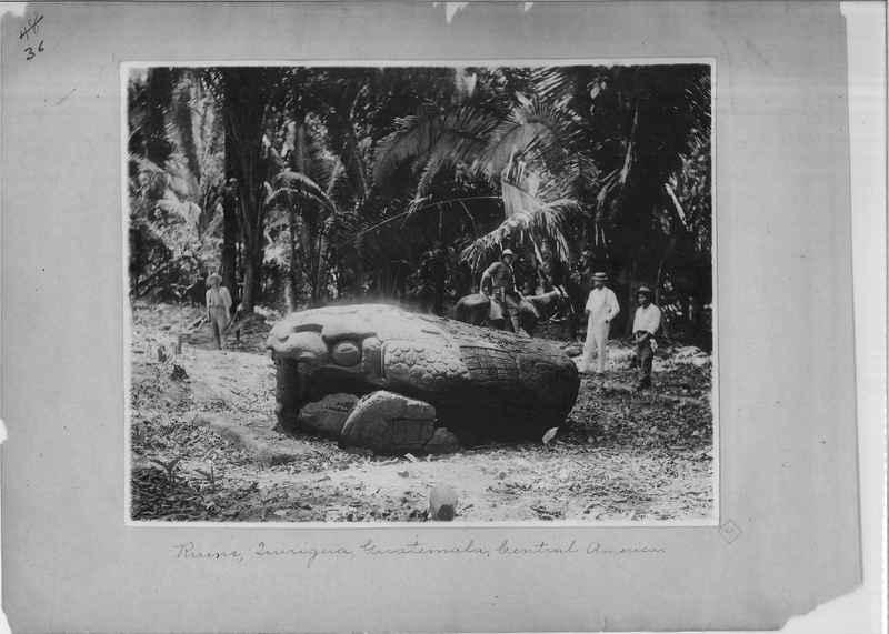 Mission Photograph Album - Mexico - O.P. #01 Page 0036
