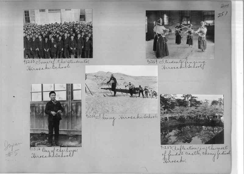 Mission Photograph Album - Japan #05 Page 0251