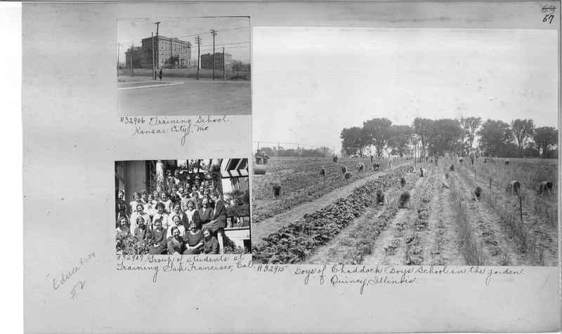 Mission Photograph Album - Education #2 page 0067