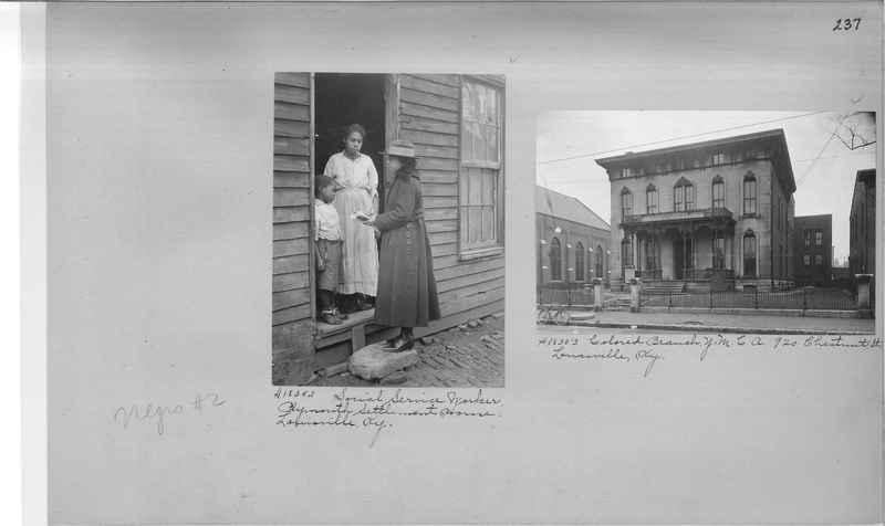 Mission Photograph Album - Negro #2 page 0237