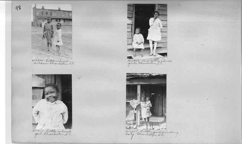 Mission Photograph Album - Negro #2 page 0098