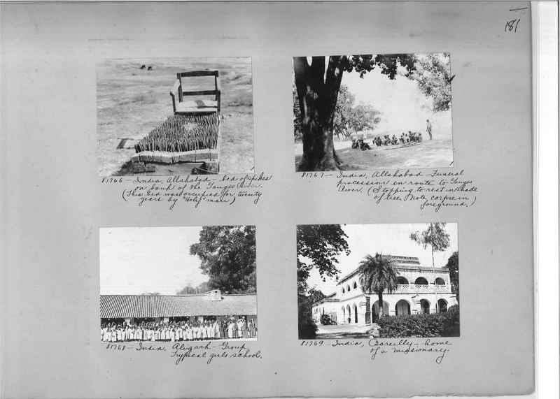 Mission Photograph Album - India #09 Page 0181