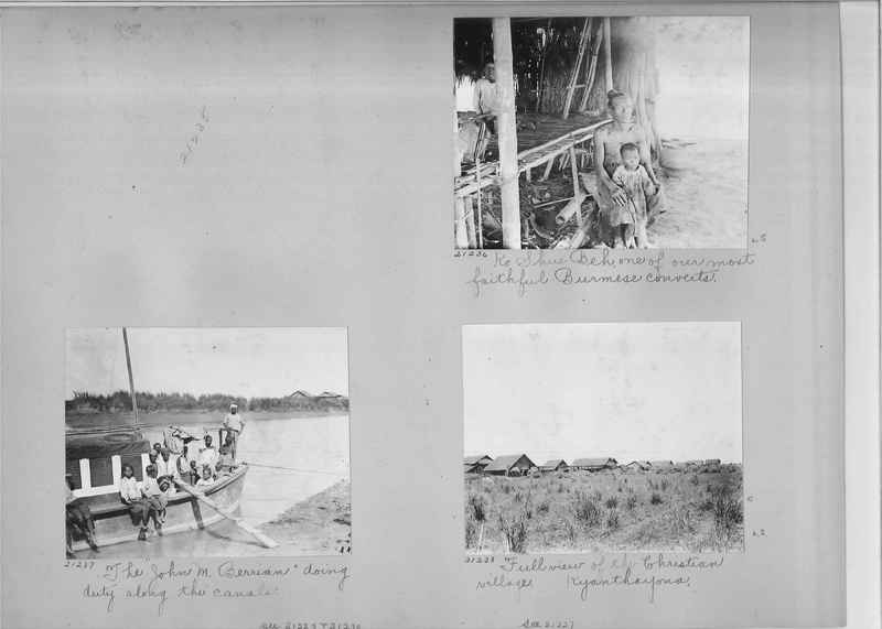 Mission Photograph Album - India #03 page_0030