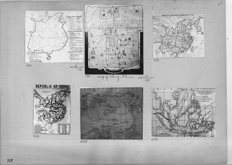 Mission Photograph Album - Maps #01 Page_0101