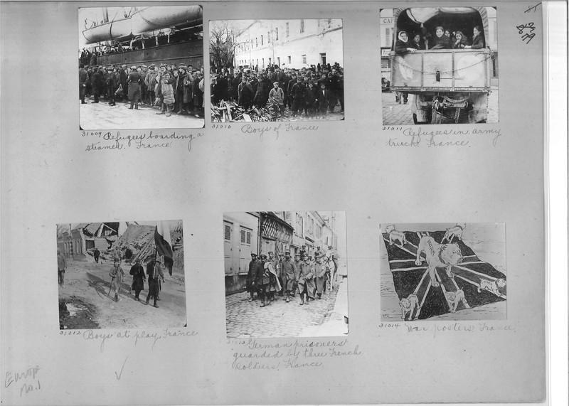 Mission Photograph Album - Europe #01 Page 0079