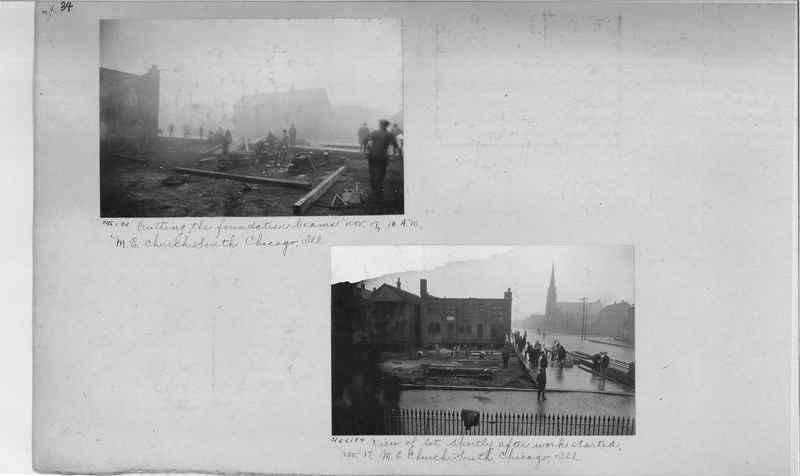 Mission Photograph Album - Cities #12 page 0034