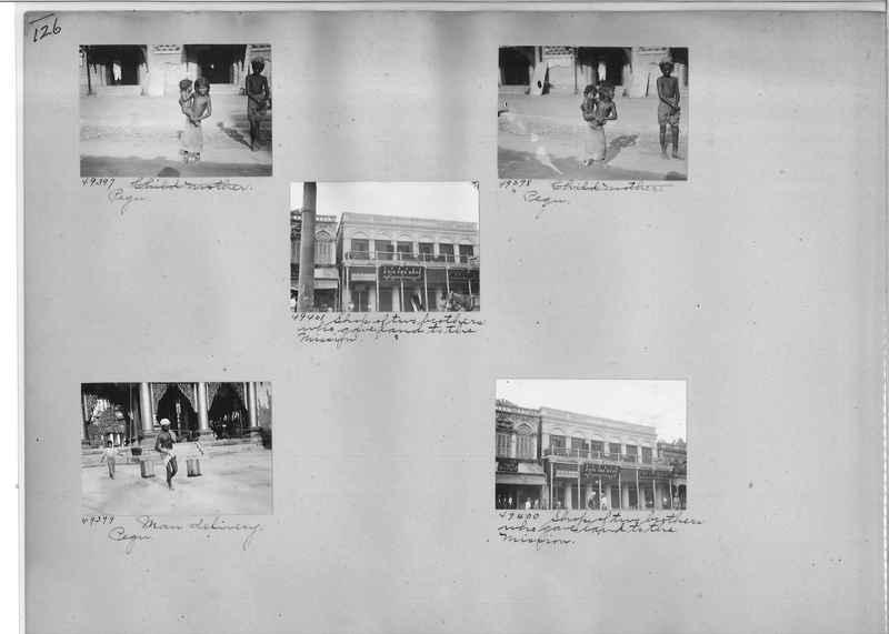 Mission Photograph Album - Burma #1 page 0126