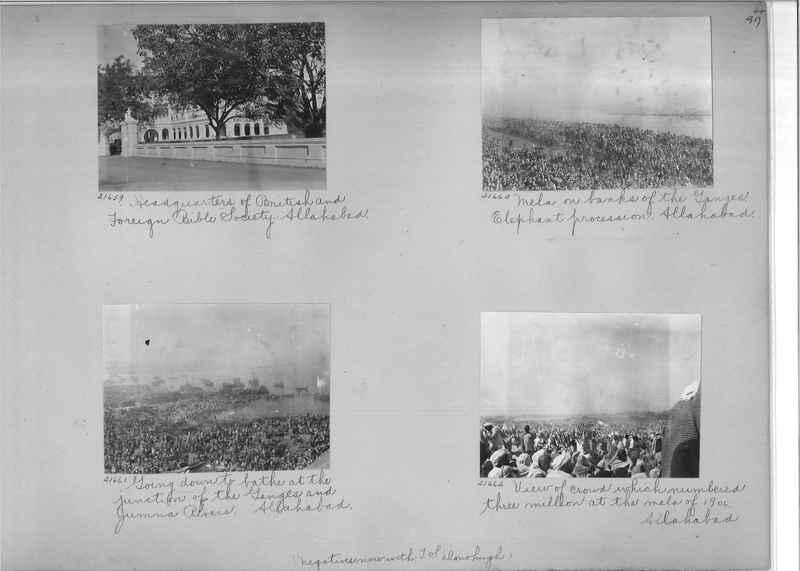 Mission Photograph Album - India #03 page_0097