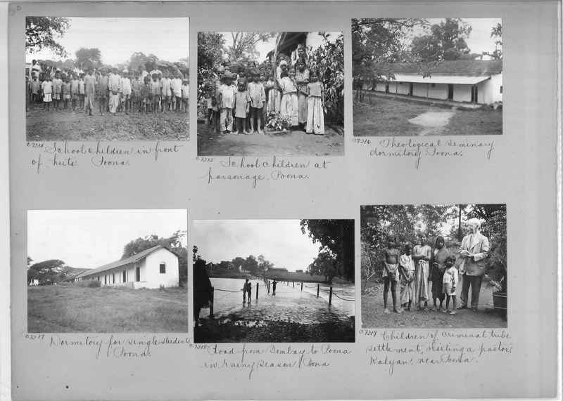 Mission Photograph Album - India #13 Page 0030