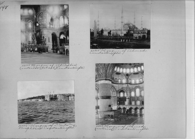 Mission Photograph Album - Europe #02 Page 0148