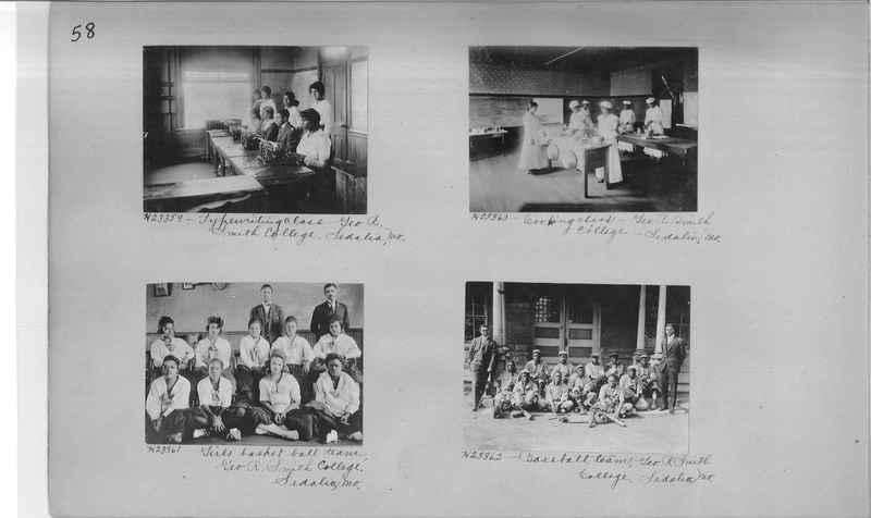 Mission Photograph Album - Negro #3 page 0058