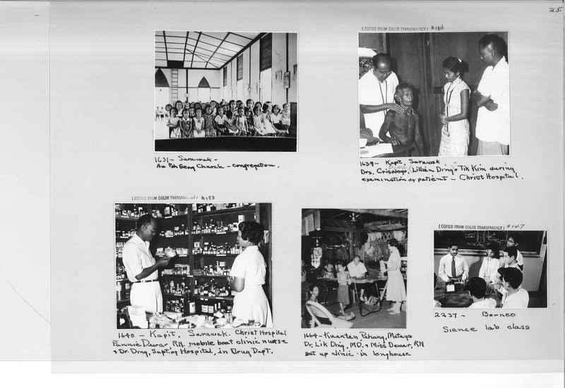 Mission Photograph Album - Malaysia #8 page 0025