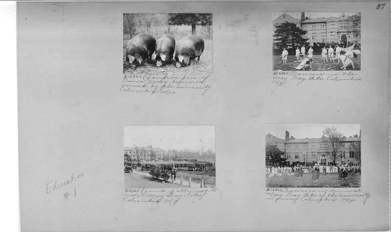 Mission Photograph Album - Education #1 page 0037