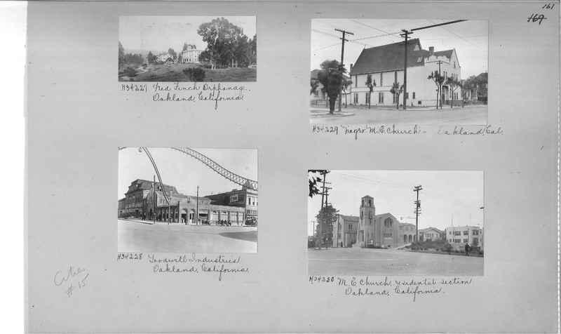 Mission Photograph Album - Cities #15 page 0161