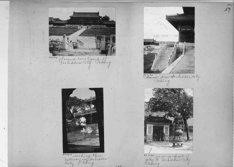 Mission Photograph Album - China #12 page 0059