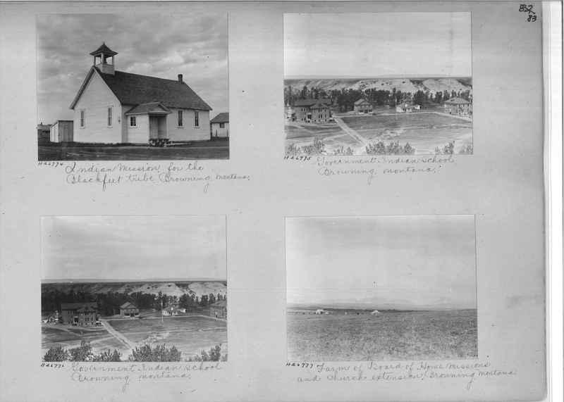 Mission Photograph Album - Indians #2 page_0083