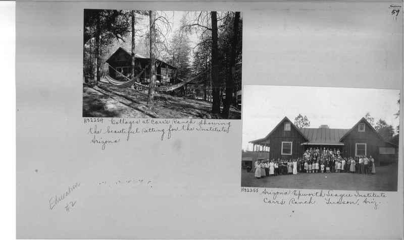 Mission Photograph Album - Education #2 page 0059