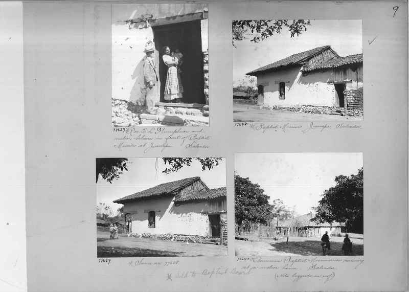 Mission Photograph Album - Panama #04 page 0009
