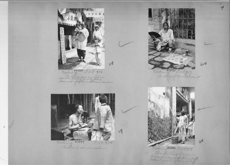 Mission Photograph Album - China #19 page 0009