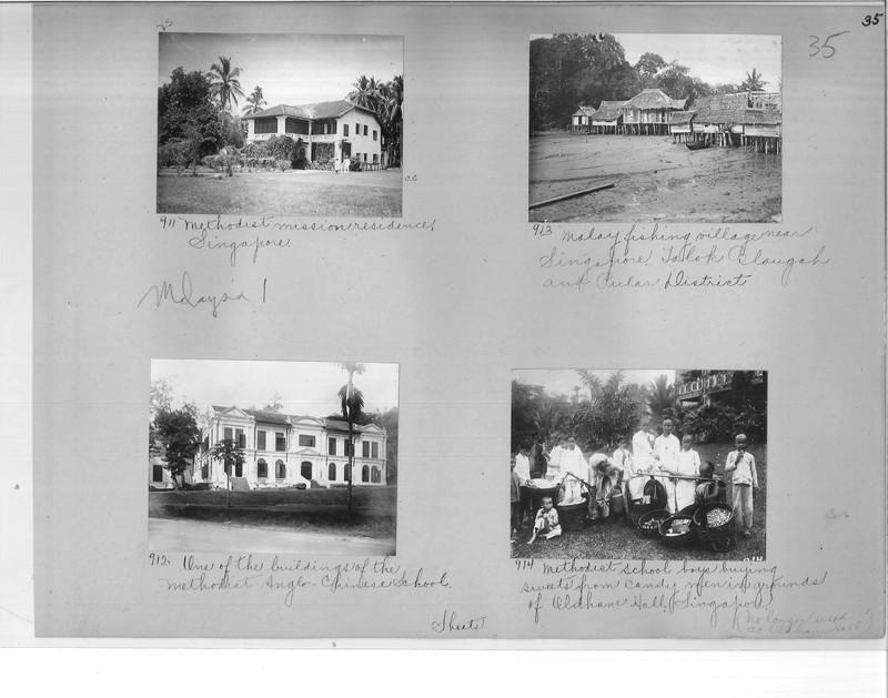 Mission Photograph Album - Malaysia #1 page 0035