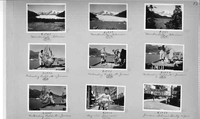 Mission Photograph Album - Alaska #2 page 0013