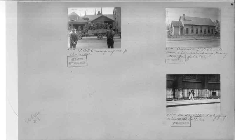 Mission Photograph Album - Cities #3 page 0011