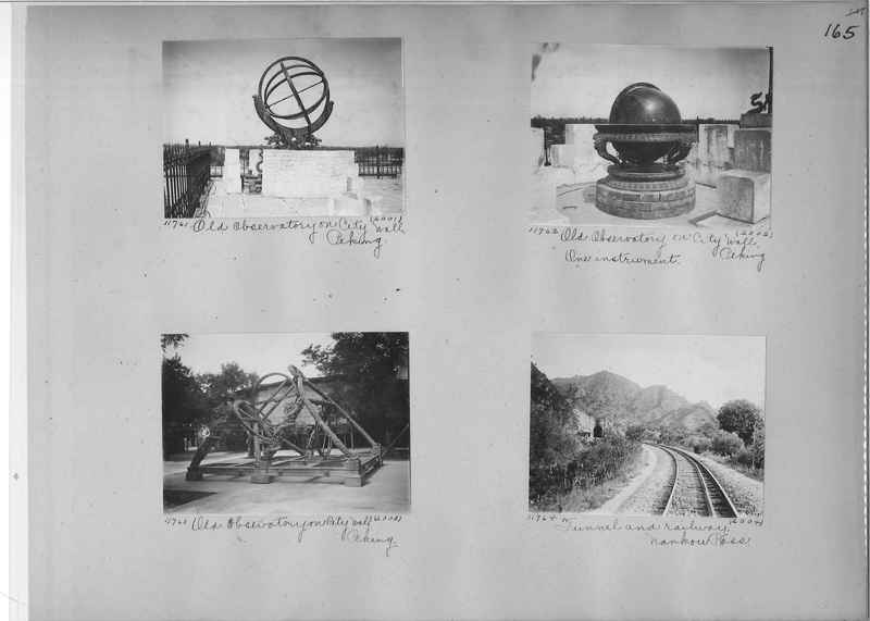 Mission Photograph Album - China #2 page  0165