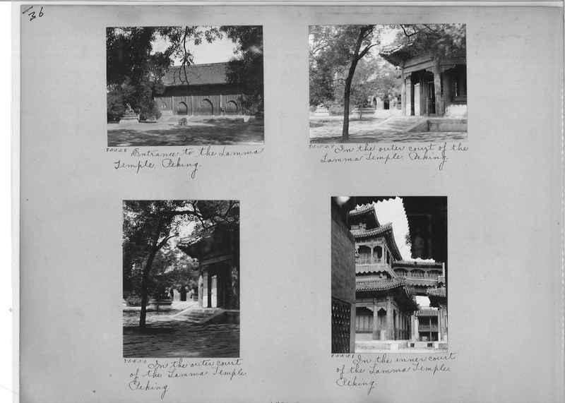Mission Photograph Album - China #12 page 0036