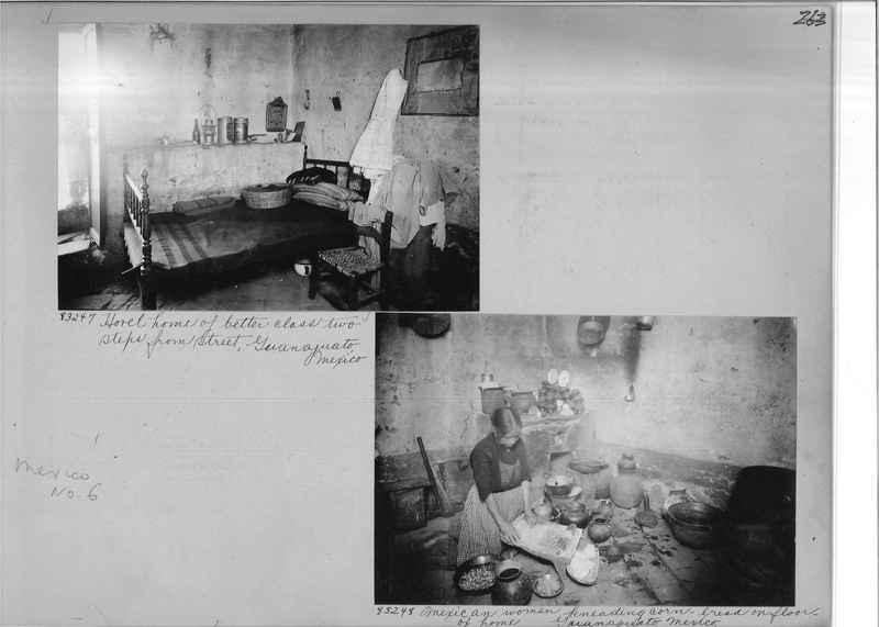 Mission Photograph Album - Mexico #06 page 0263