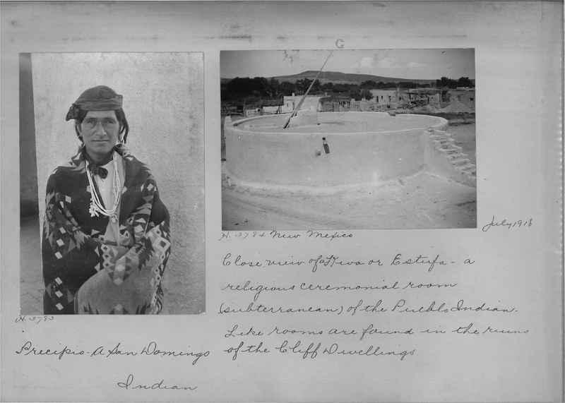 Mission Photograph Albums - Indians #1 page 0036