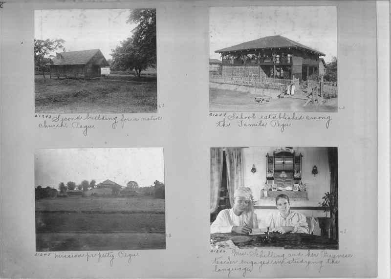Mission Photograph Album - India #03 page_0032