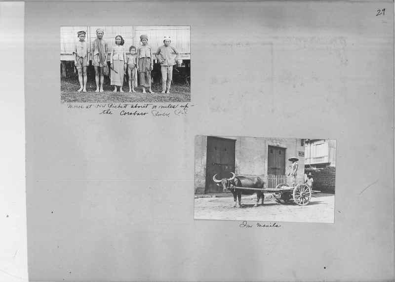 Mission Photograph Album - Philippines OP #01 page 0029