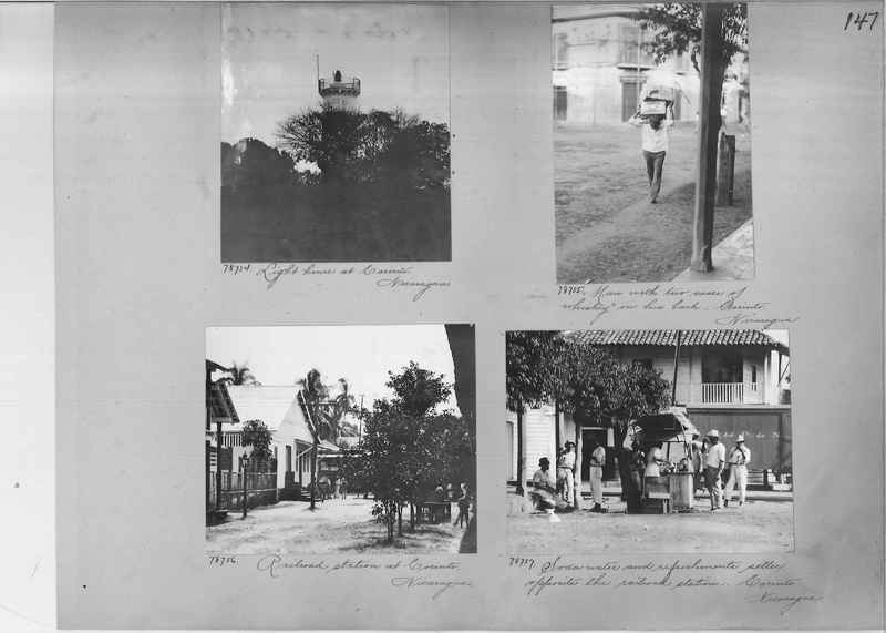 Mission Photograph Album - Panama #04 page 0147